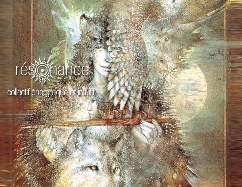 animaux de pouvoir chamanisme