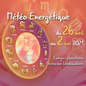 horoscope de la semaine avril 2021