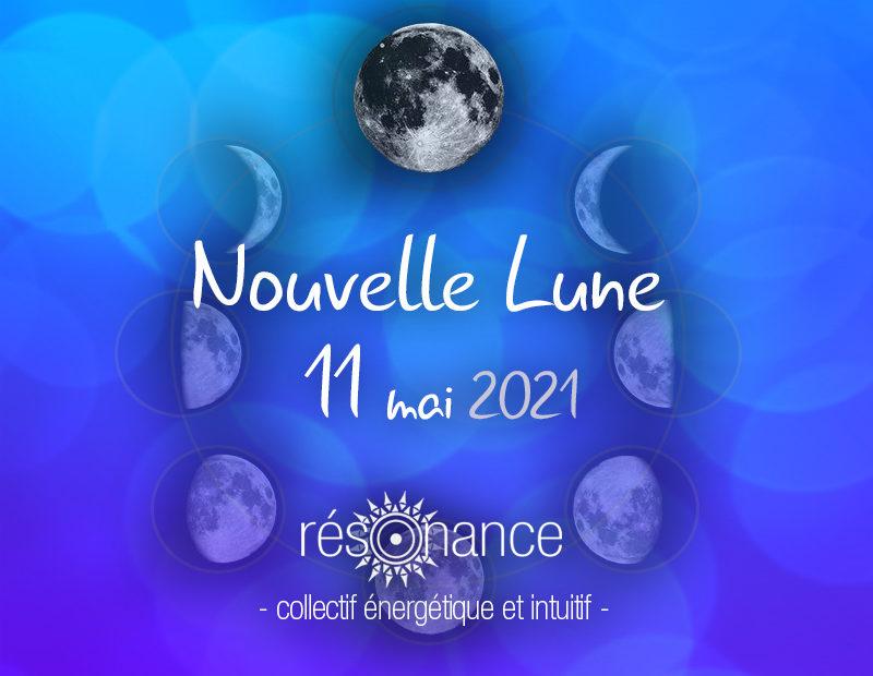 nouvelle lune 11 mai 2021