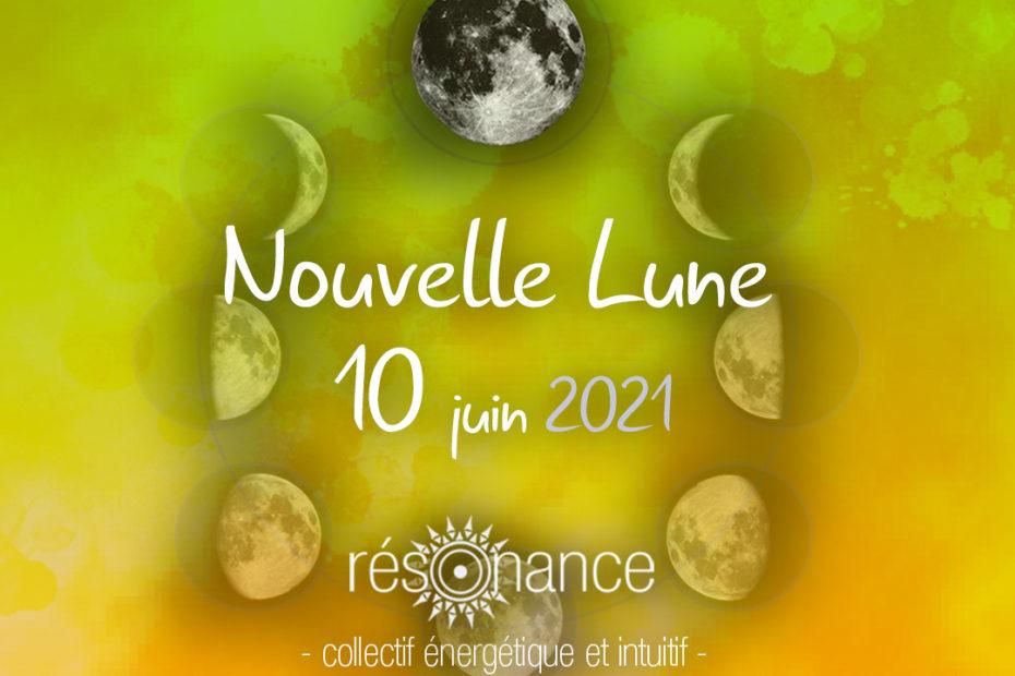 nouvelle lune juin 2021