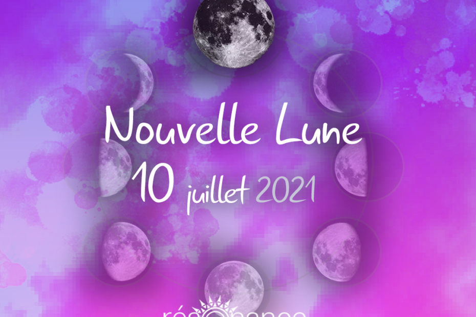 nouvelle lune 10 juillet 2021