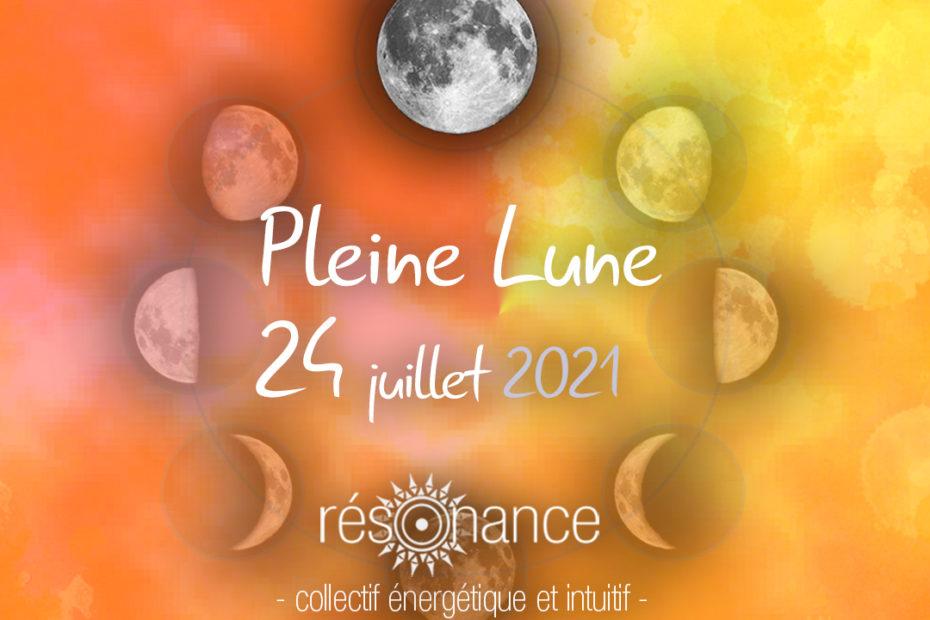 pleine lune 24 juillet 2021
