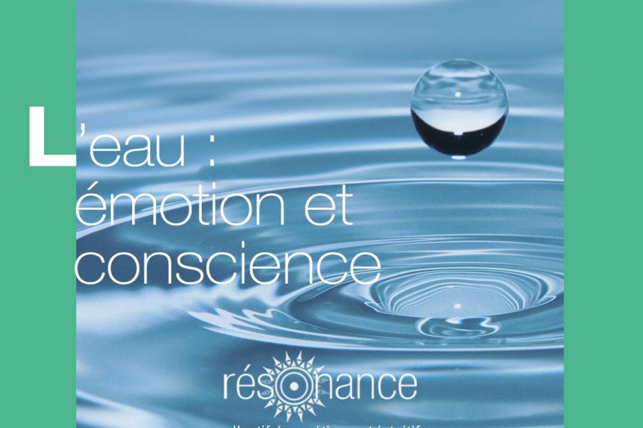 eau conscience